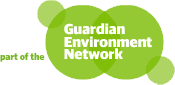 graphic indicating that we are part of the Guardian Environment Network